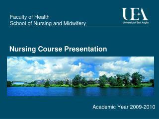 Nursing Course Presentation
