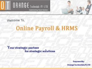 About  Orange Payroll & HRMS
