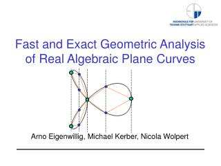 Fast and Exact Geometric Analysis of Real Algebraic Plane Curves