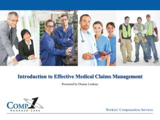 Introduction to Effective Medical Claims Management