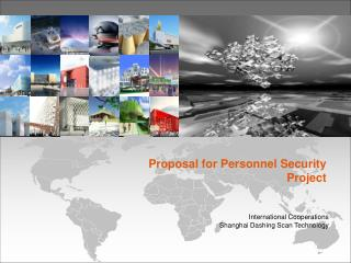 Proposal for Personnel Security Project