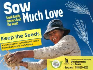 Keep the Seeds
