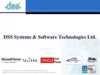 DSS Systems & Software Technologies Ltd.