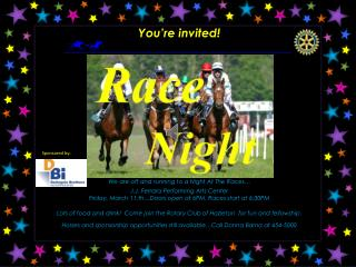 You�re invited!