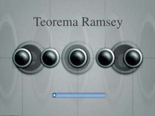 Teorema  Ramsey