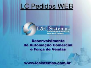 LC Pedidos WEB