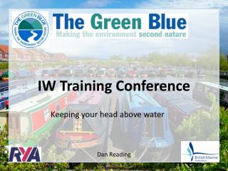 IW Training Conference