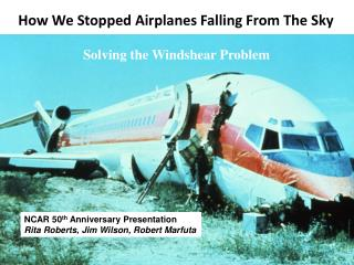 How We Stopped Airplanes Falling From The Sky