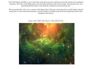 2005 ACS image of the Eagle Nebula