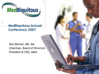 MedBiquitous Annual  Conference 2007