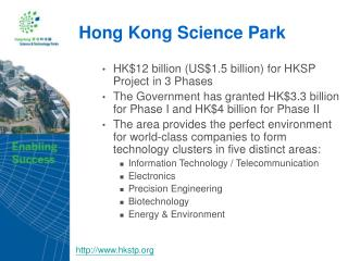 Hong Kong Science Park