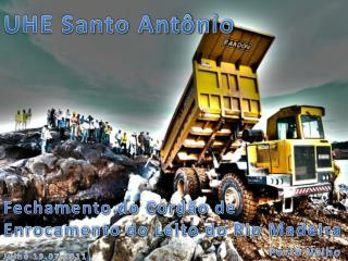 UHE Santo Antônio