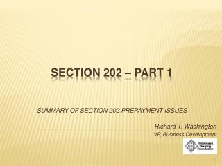 Section 202   part 1