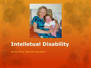 Intelletual  Disability