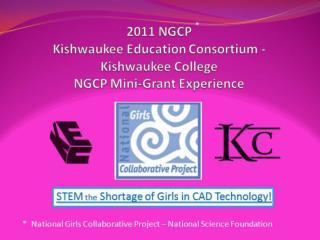 2011   KEC-KC NGCP Grant