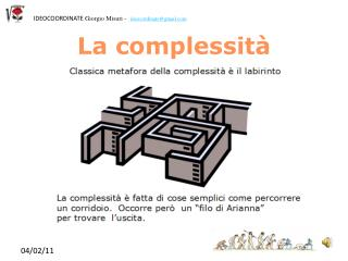 IDEOCOORDINATE  Giorgio Misuri - ideocordinate@gmail