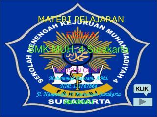 SMK MUH. 4 Surakarta