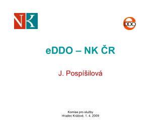 eDDO – NK ČR