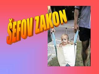 ŠEFOV ZAKON