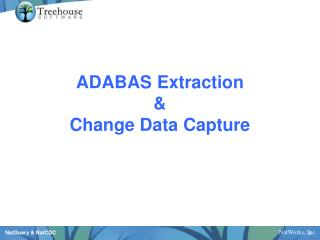 ADABAS Extraction & Change Data Capture