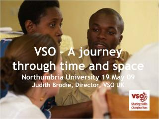 VSO vision and purpose