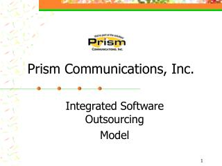 Prism Communications, Inc.