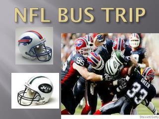 NFL BUS TRIP
