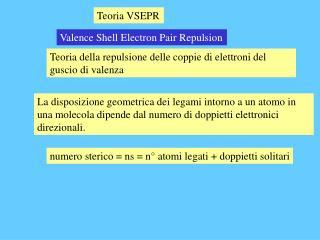 Teoria VSEPR