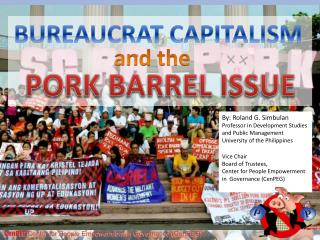 PORK BARREL ISSUE