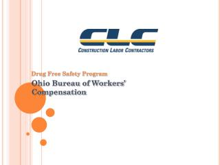 Drug Free Safety Program Ohio Bureau of Workers� Compensation