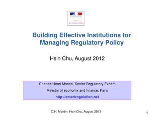 Hsin Chu, August 2012