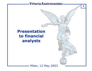 Milan, 12 May 2003