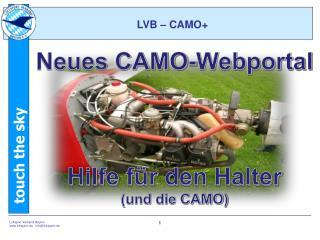 LVB – CAMO+