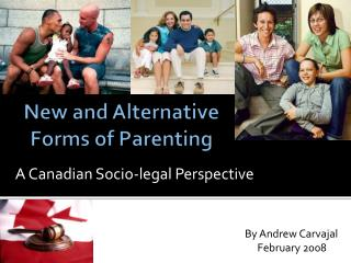 A Canadian Socio-legal Perspective