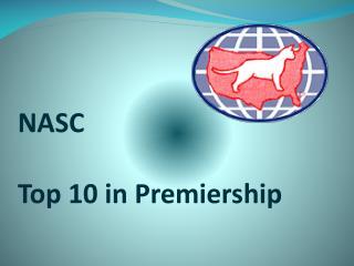 NASC Top 10 in Premiership