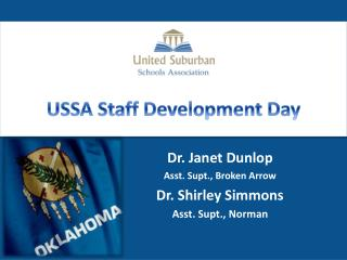USSA Staff Development Day