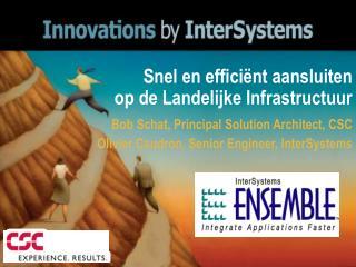 Snel en effici�nt aansluiten op de Landelijke Infrastructuur