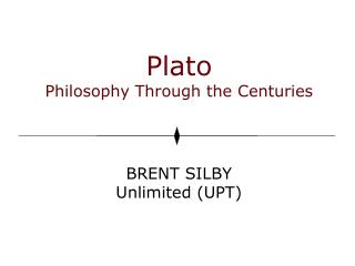 Plato Philosophy Through the Centuries