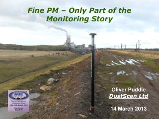 Fine PM � Only Part of the Monitoring Story