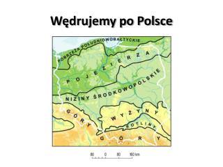 Wędrujemy po Polsce
