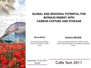 CaRe  Tech 2011