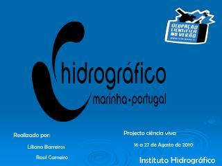 Instituto Hidrográfico