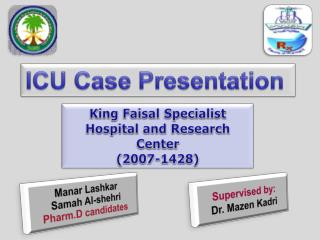 King Faisal Specialist Hospital and Research Center (2007-1428)