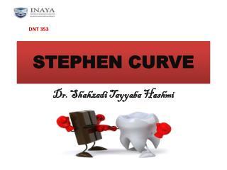 STEPHEN CURVE