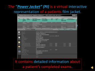 Power Jacket Overview