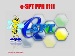 e-SPT PPN 1111