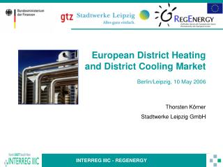 European District Heating  and District Cooling Market   Berlin