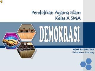 Pendidikan Agama Islam  Kelas X SMA