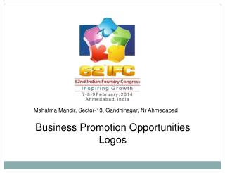 Business Promotion Opportunities Logos