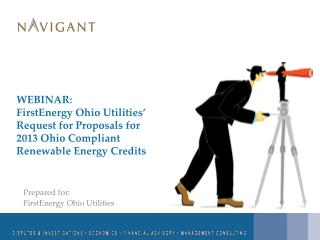 Prepared for: FirstEnergy Ohio Utilities